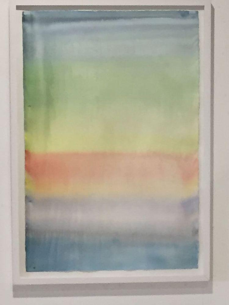 '79° North (light from) A', 2007, ett konstverk av Line Bergseth