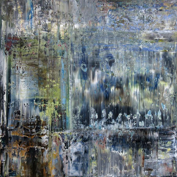 'Shimmer', 2018, ett konstverk av Anna Rosenbäck