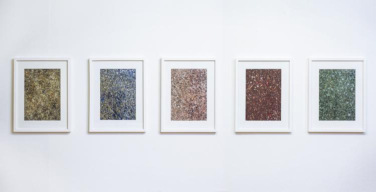 'Dirty Pink', 2018, ett konstverk av Karl Patric Näsman