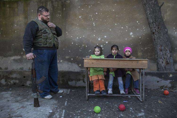 'Aleppo, Syria', 2012, ett konstverk av Niclas Hammarström