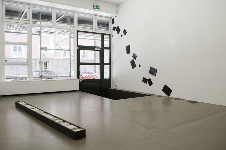 'Installation view', 2017, ett konstverk av Karin Alsin