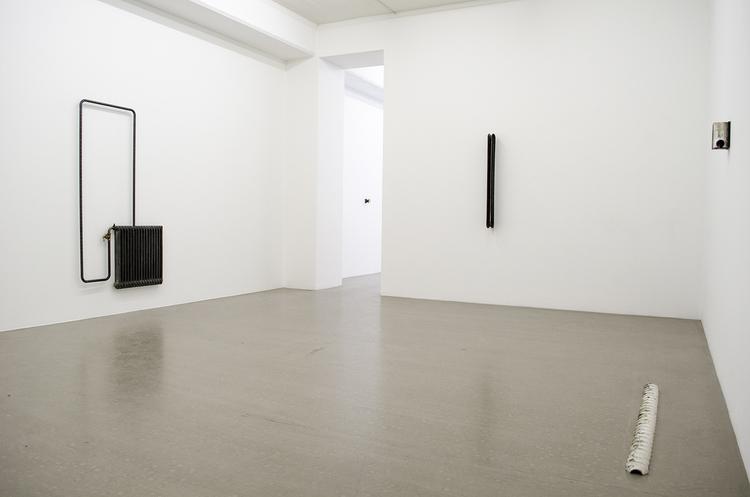 'Installation view (room 2)', 2017, ett konstverk av Karin Alsin
