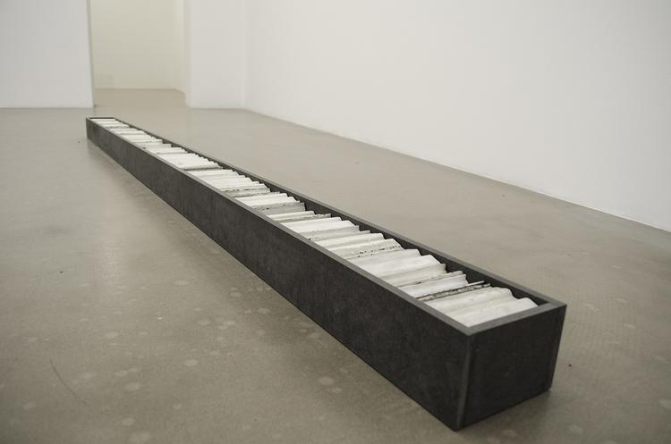 'Sculpture', 2017, ett konstverk av Karin Alsin