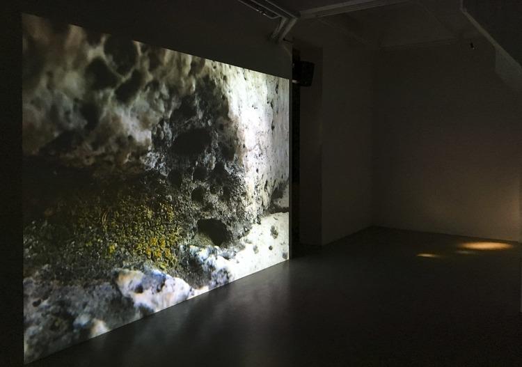 'Close studies III', 2017, ett konstverk av Oscar Furbacken