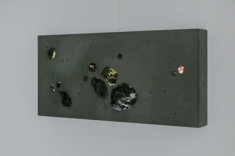 'Chambers #2', 2017, ett konstverk av Oscar Furbacken