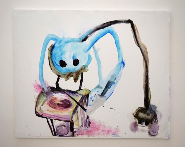 'Untitled', 2017, ett konstverk av Katarina Lönnby