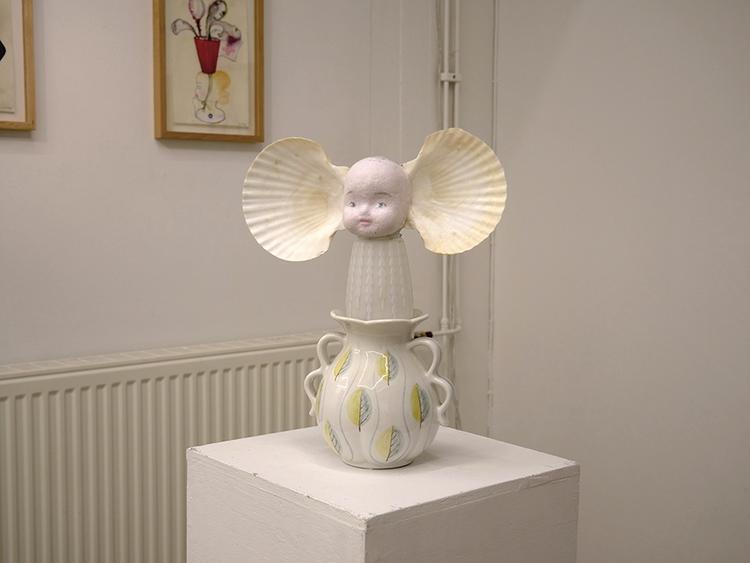 'Barn', 2017, ett konstverk av Katarina Lönnby