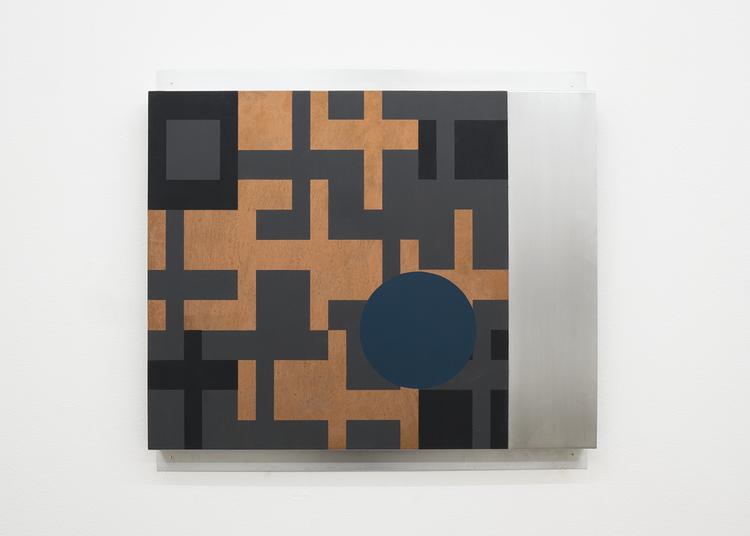 'XX V / III', 2018, ett konstverk av Olle Borg