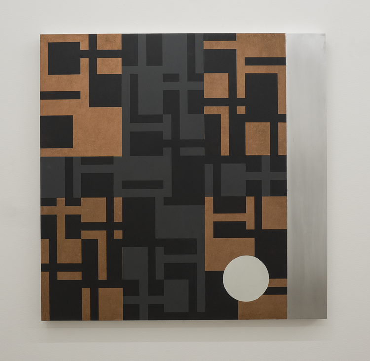 ' 25 IV / VII', 2018, ett konstverk av Olle Borg