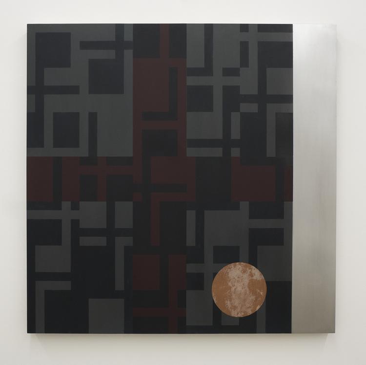 '30 V / VII', 2018, ett konstverk av Olle Borg