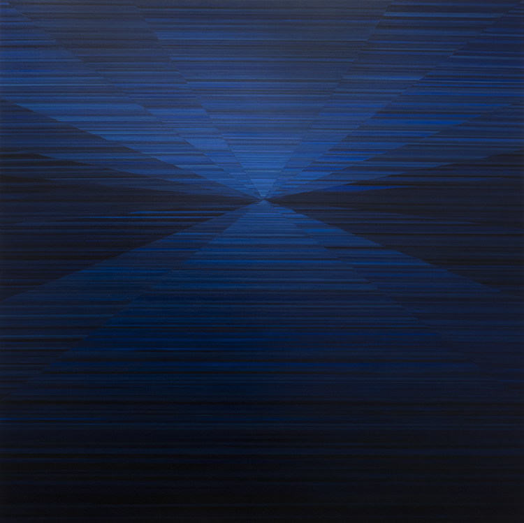 'Compass III', 2018, ett konstverk av Magnus Alexandersson