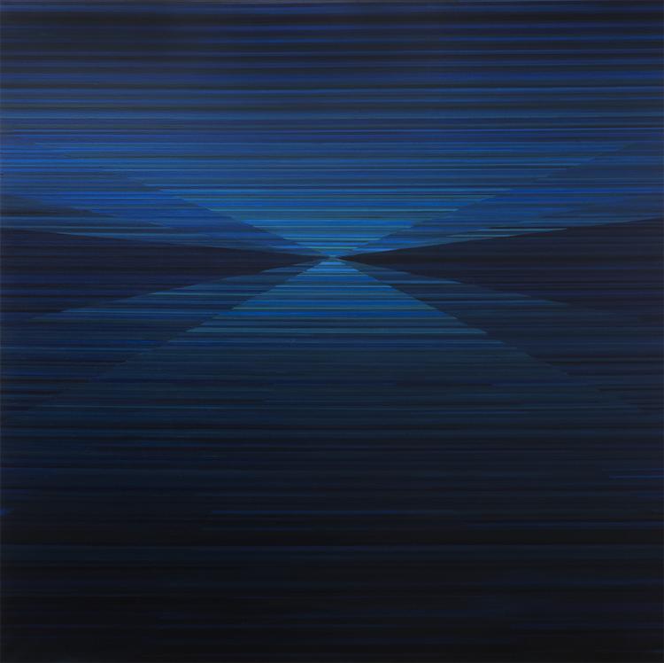 'Compass II', 2018, ett konstverk av Magnus Alexandersson