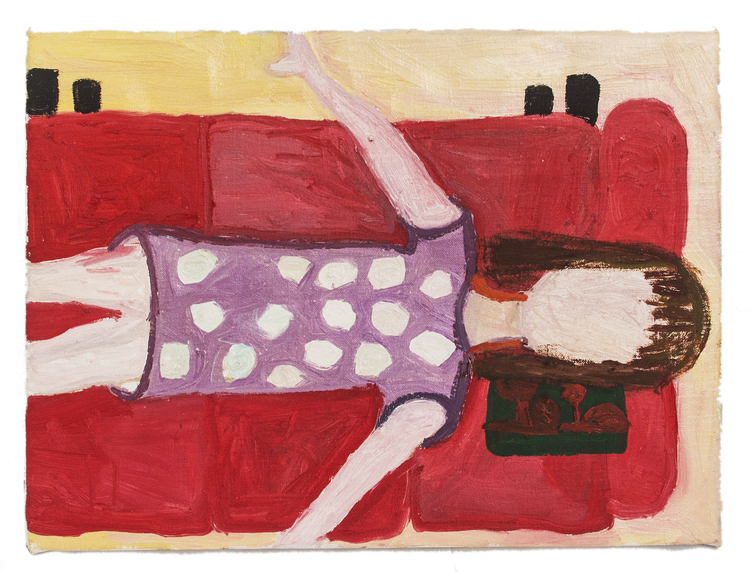 'Nyårsdagen 2019', 2019, ett konstverk av Eva Kerek