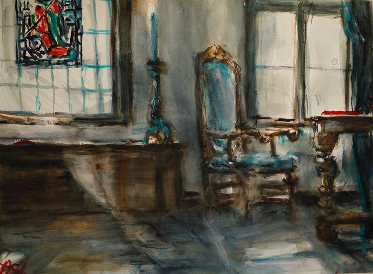 'Bok', 2017, ett konstverk av Anna Silverforsen