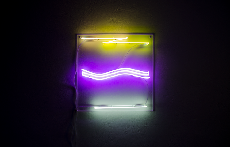 'Squishi Sasha', 2017, ett konstverk av Josefin Eklund