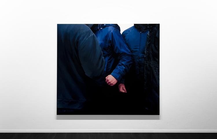 'Monument Över Maktlösheten I', 2017, ett konstverk av Ella Tillema