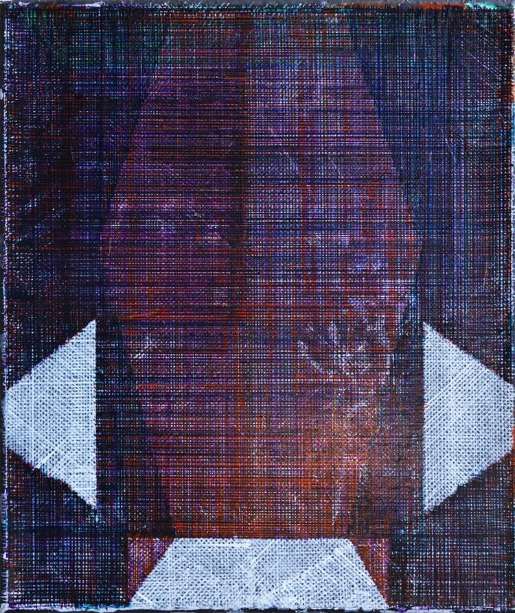 'Nåjd', 2014, ett konstverk av Andreas Waldén