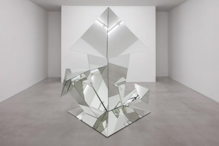 'Exit', 2014, ett konstverk av Gunilla Klingberg
