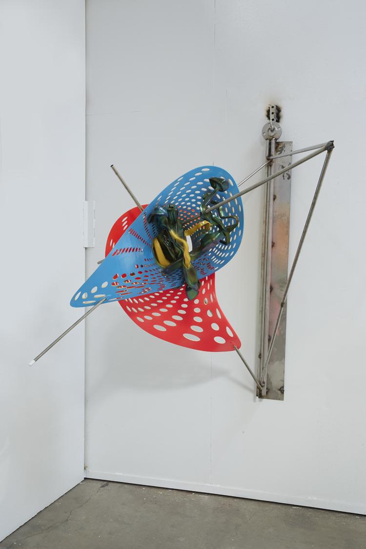 'K.501', 2015, ett konstverk av Frank Stella