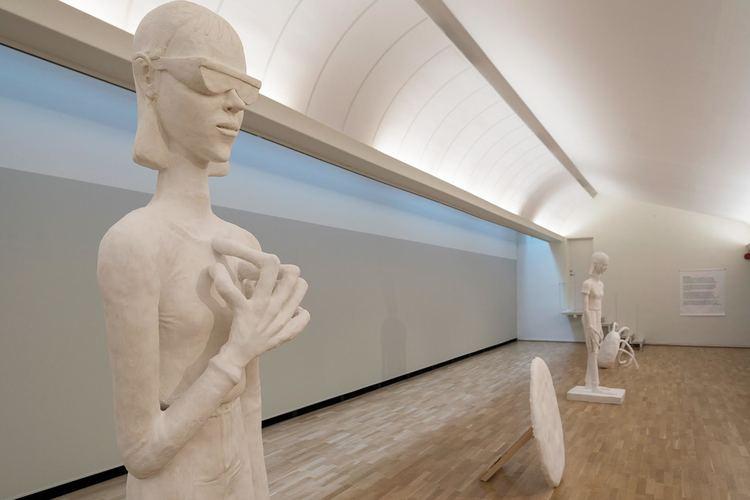'Installation view', ett konstverk av Oskar Korsár