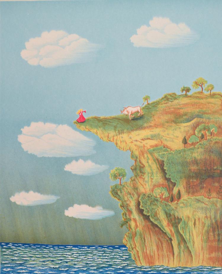 'No One Dies of Unrequited Love Anymore', 1974, ett konstverk av Elisa Halvegård