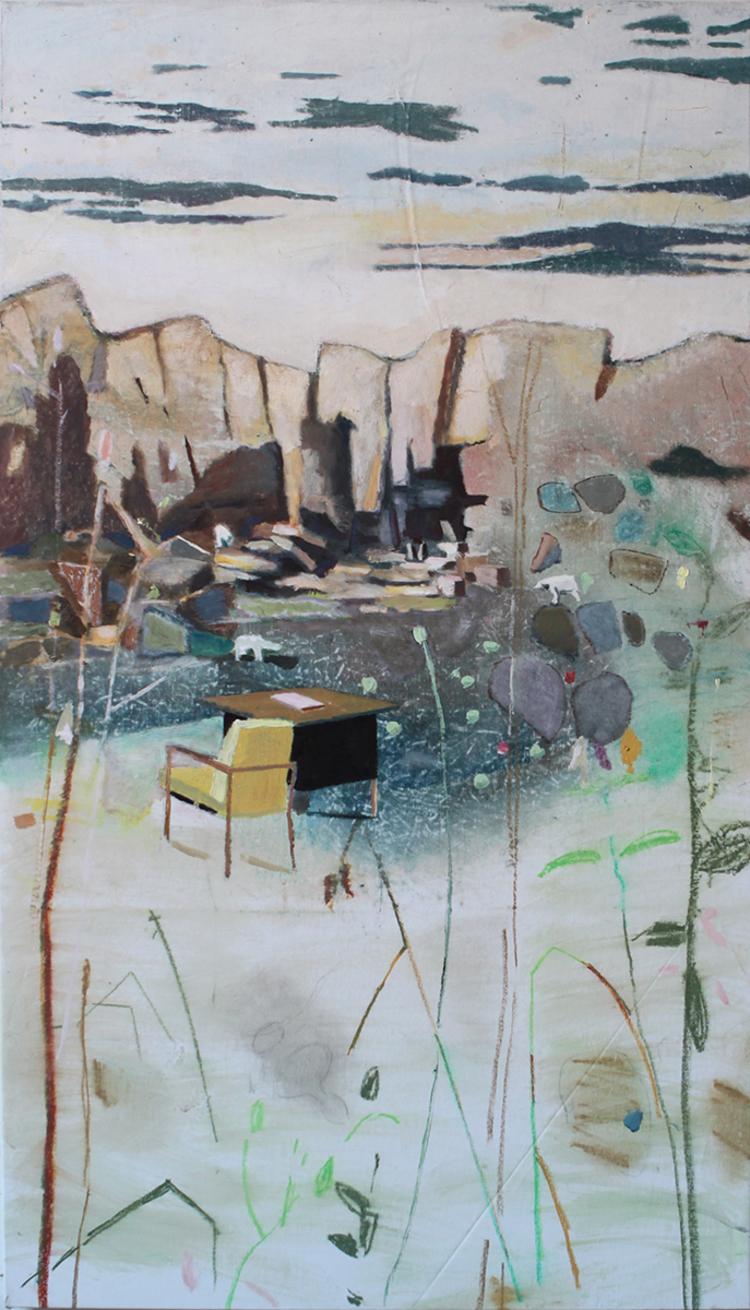 'The Park', ett konstverk av Jan-Albert Carlsson