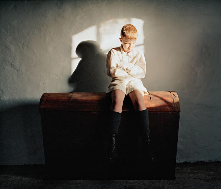 'Coffin', ett konstverk av Nygårds Karin Bengtsson