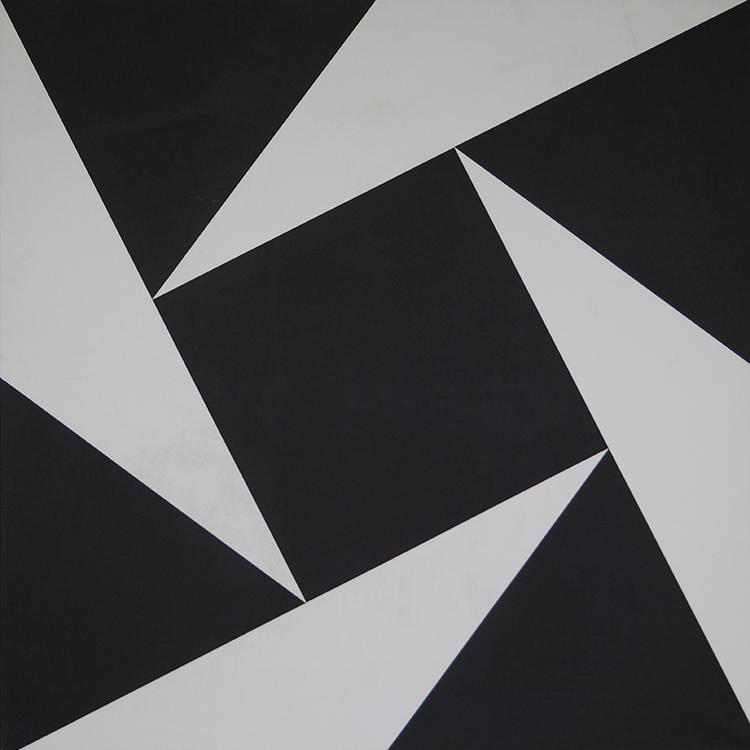 'Rotasjon S.H.', 1982, ett konstverk av Herman Hebler