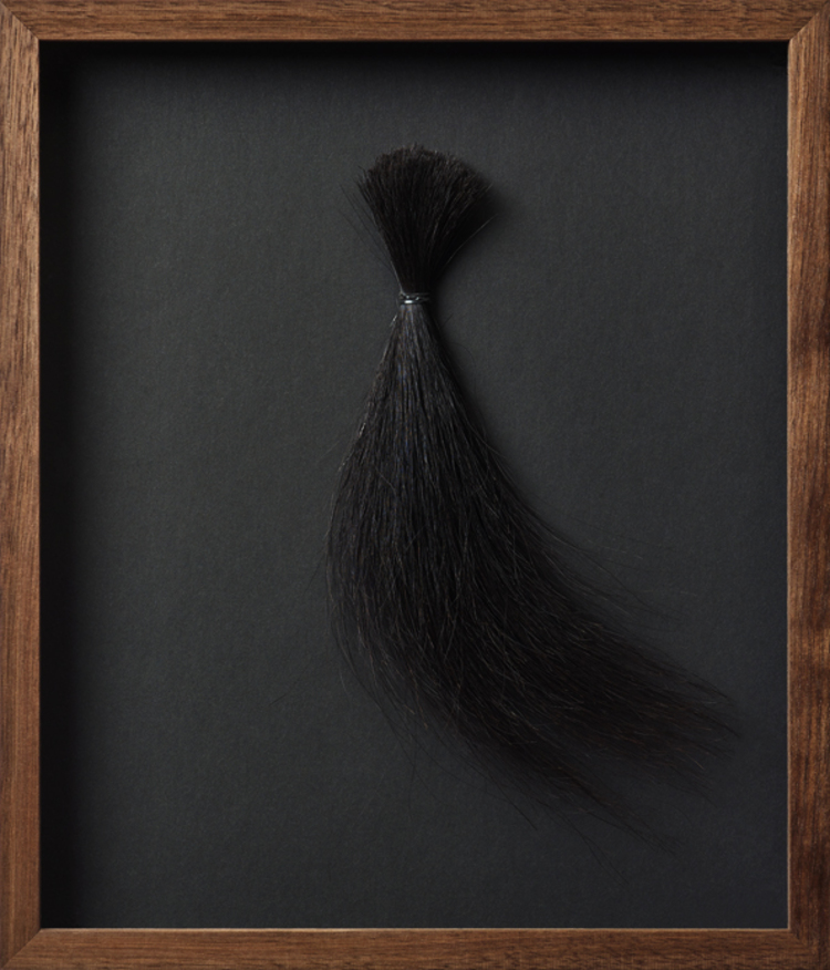 'Titti', 2017, ett konstverk av Pernilla Zetterman