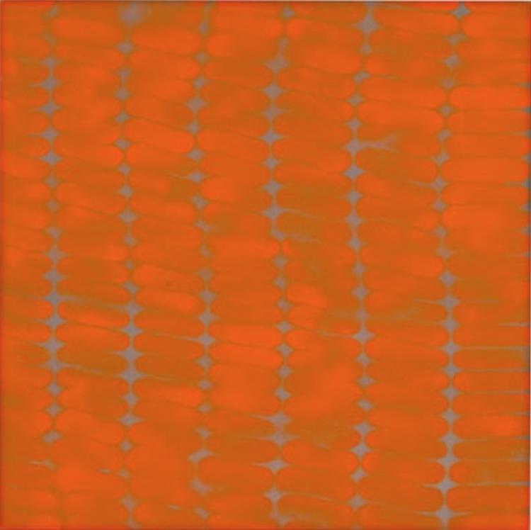 'Stain: 40° 43'23.3''N 73°', 2015, ett konstverk av Kristina Matousch