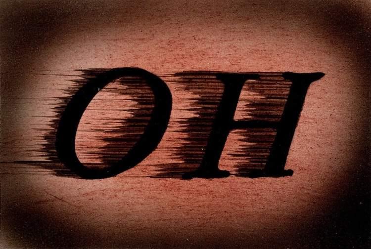 'Oh, Ho', 2017, ett konstverk av Ed Ruscha