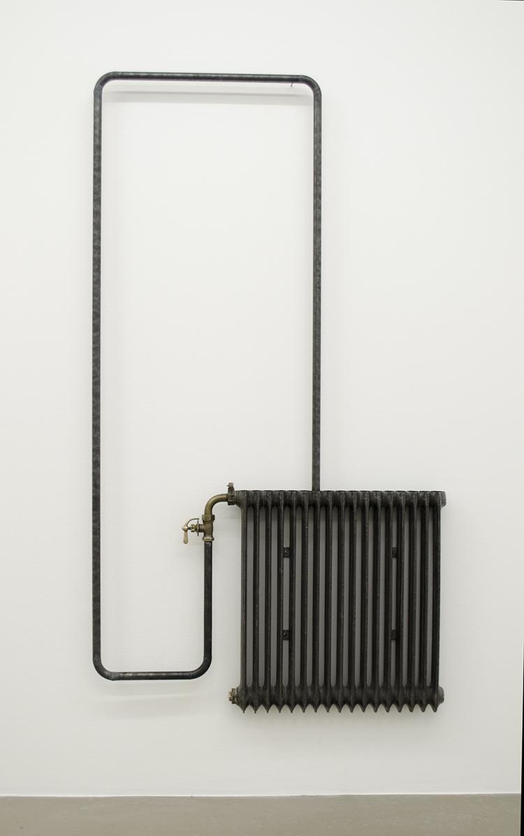 'Installation view', ett konstverk av Karin Alsin