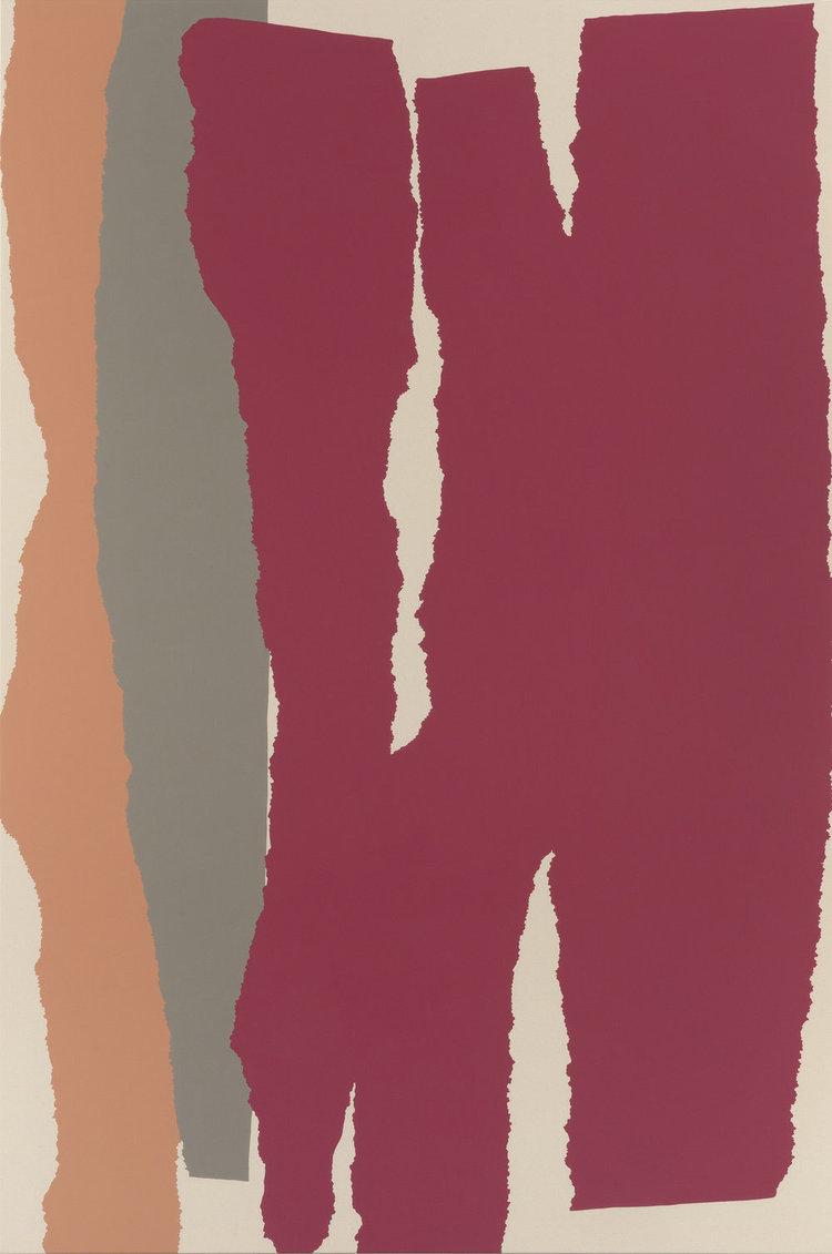 'Consequence', 2016, ett konstverk av Peter Davies