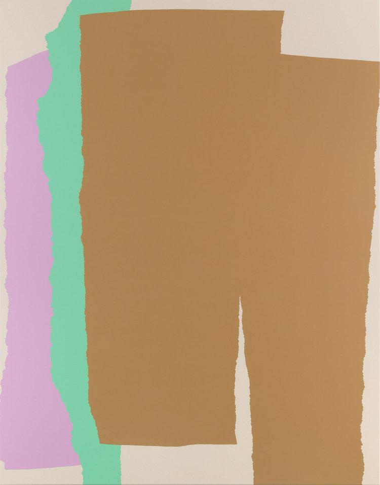 'Body Double', 2016, ett konstverk av Peter Davies