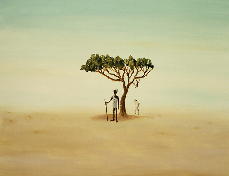 'Untitled', ett konstverk av Djordje Ozbolt
