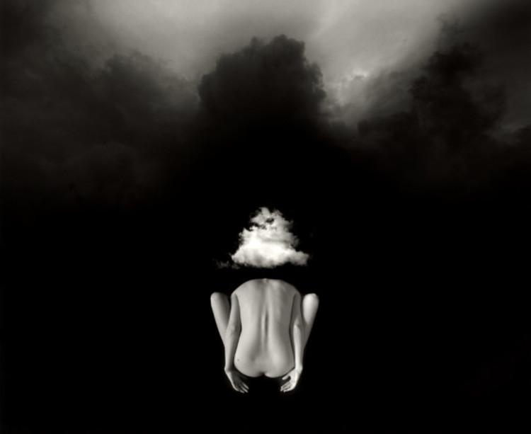 'Untitled', 2011, ett konstverk av Jerry Uelsmann