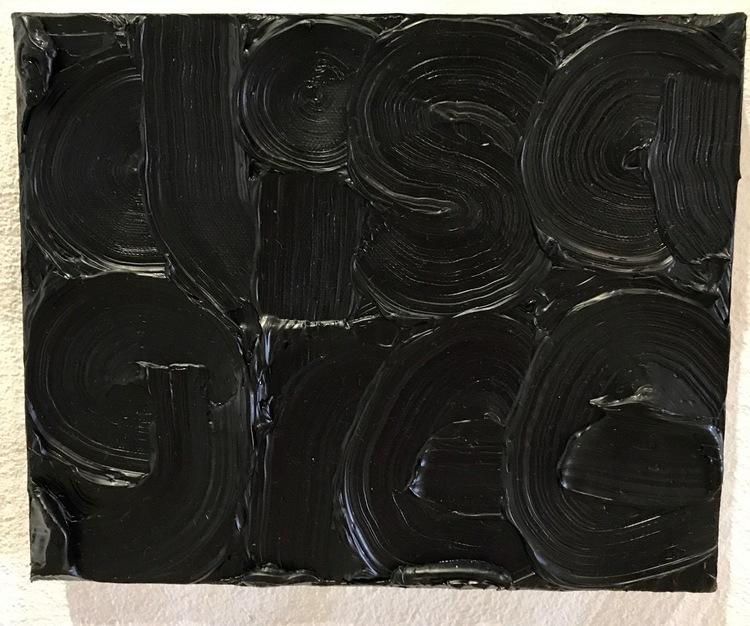 'Disagree', 2017, ett konstverk av Lukas Göthman