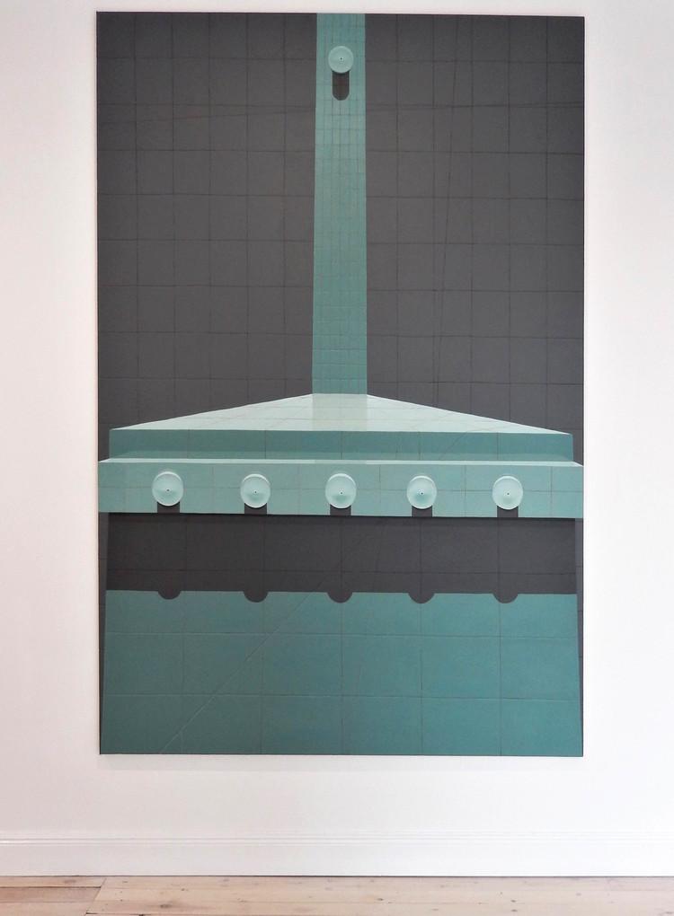 '4:1', 2016, ett konstverk av Ida Persson