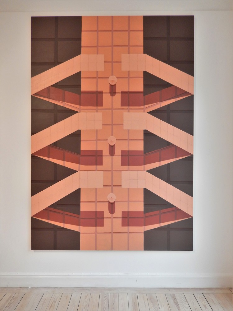 '4:3', 2017, ett konstverk av Ida Persson