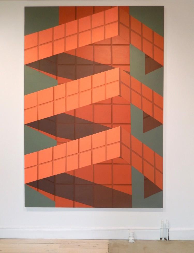 '4:4', 2017, ett konstverk av Ida Persson