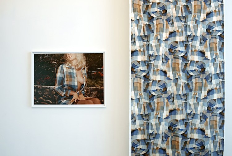 'Vanishing point', 2016, ett konstverk av Eva Stenram
