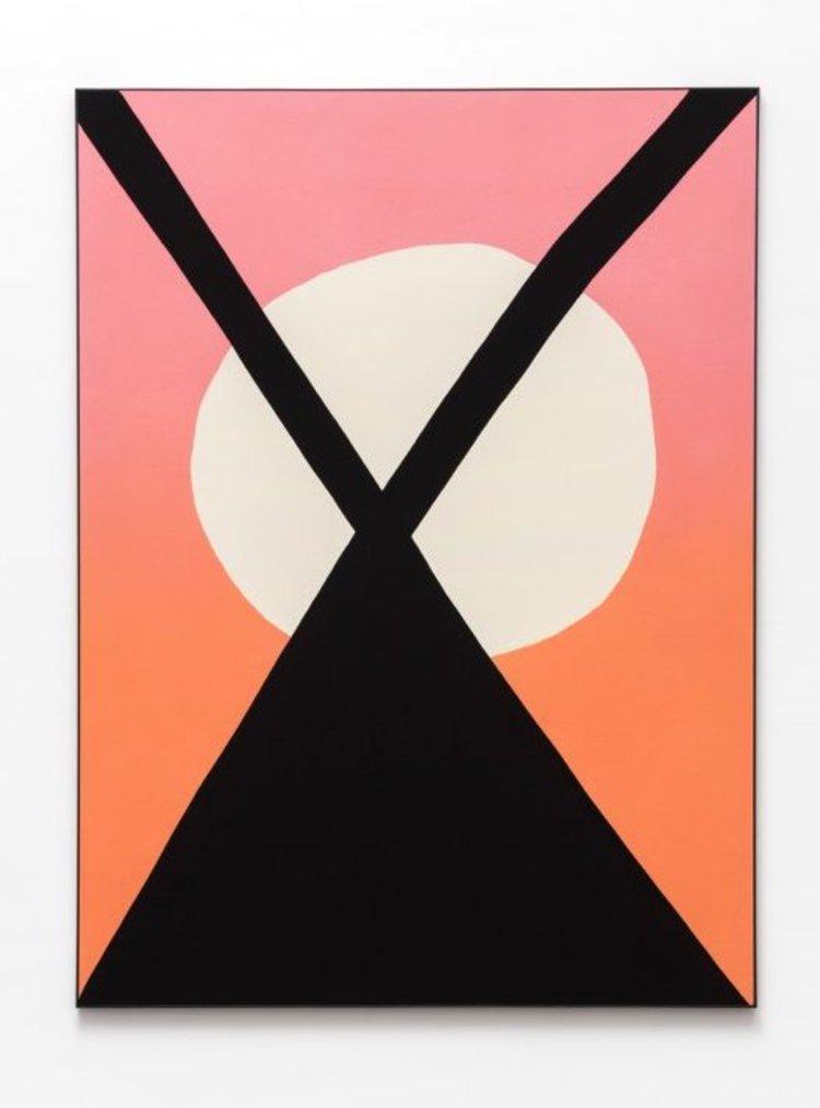 'Vell', 2017, ett konstverk av Cornelia Baltes