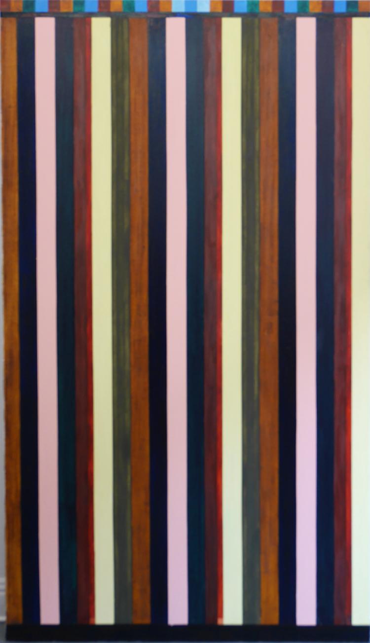 'Resumé av ett rum', 2017, ett konstverk av Britta Kjellgren Jäger