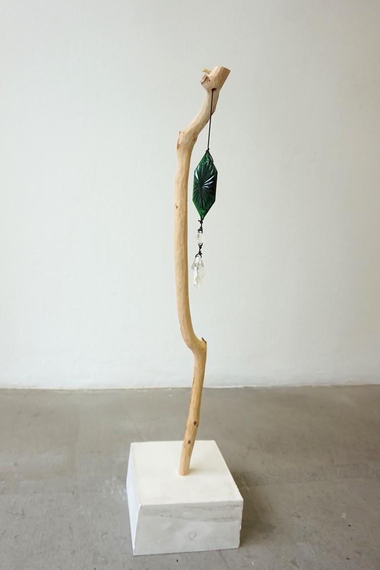 'Ljus', 2017, ett konstverk av Therese Parner