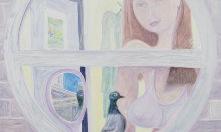 'Untitled 8', ett konstverk av Charlie Roberts
