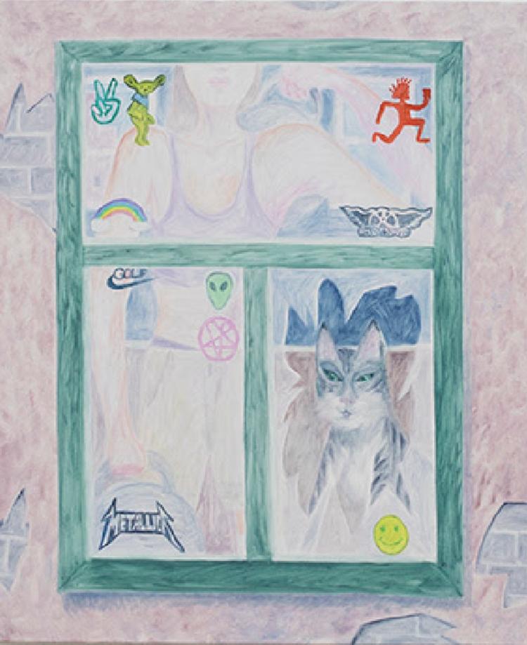 'Untitled ', ett konstverk av Charlie Roberts