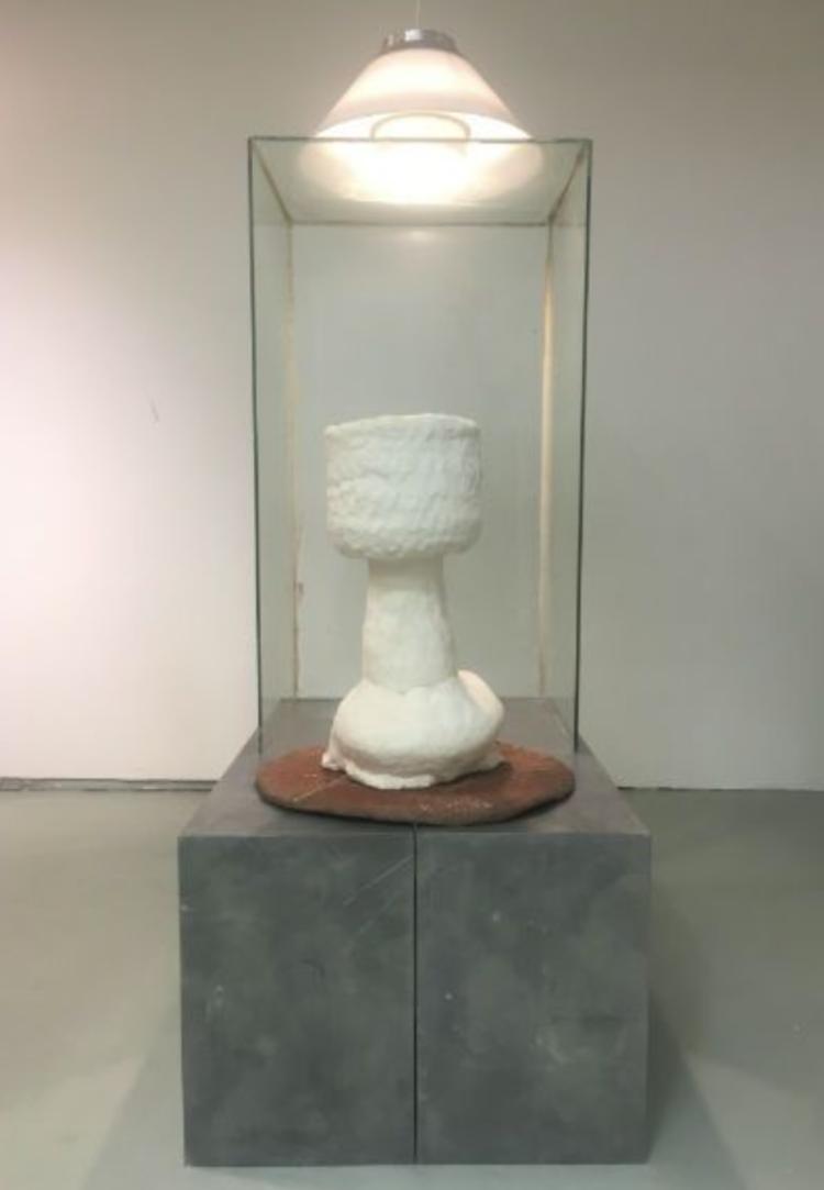 'Untitled', 2017, ett konstverk av Stephen McKenzie