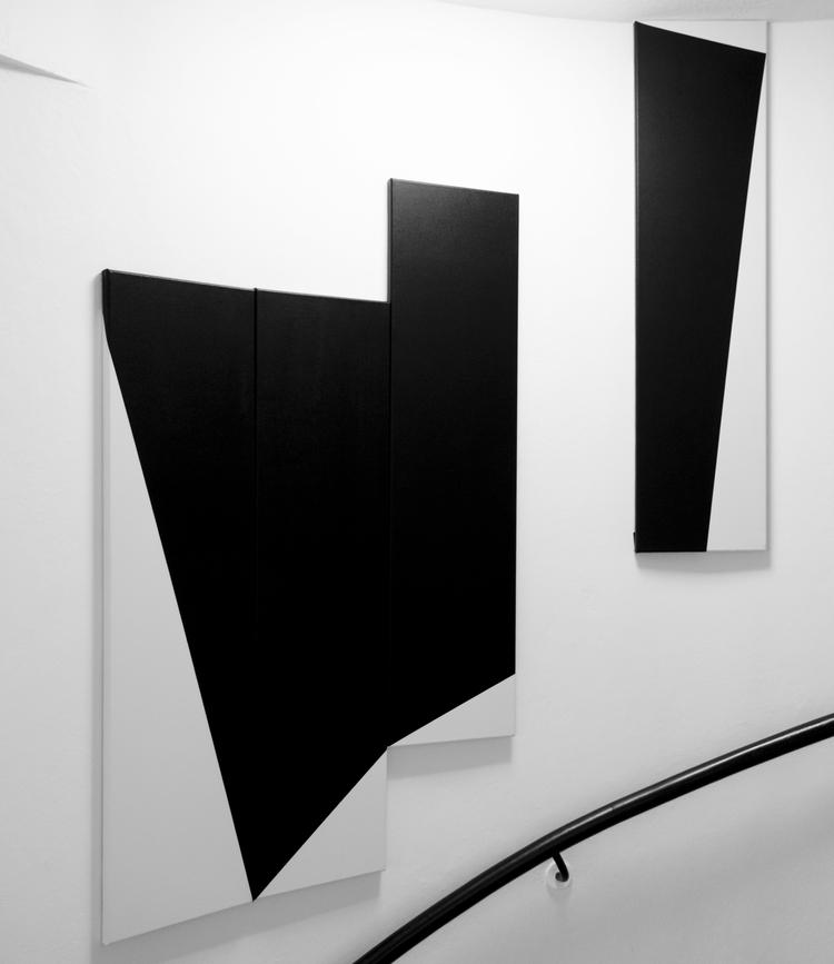 'One Size Fits All VII', 2017, ett konstverk av Ylva Nissen