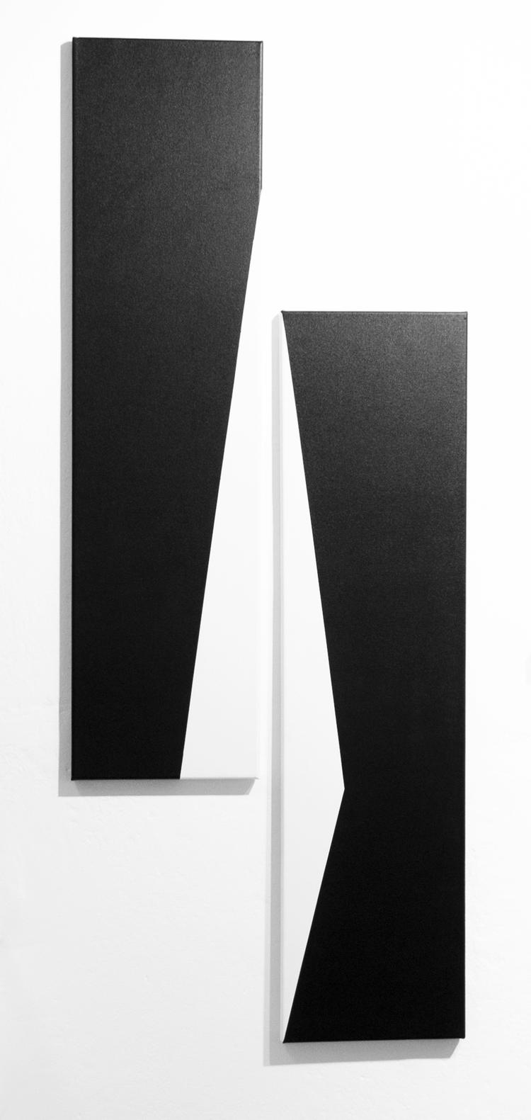 'One Size Fits All VI ', 2017, ett konstverk av Ylva Nissen