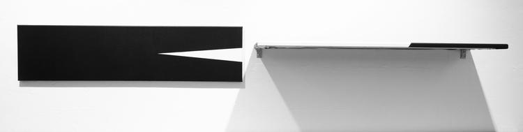 'One Size Fits All V', 2017, ett konstverk av Ylva Nissen